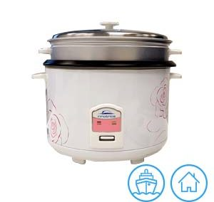 Innotrics Rice Cooker/Steamer 4.6L 110V/220V