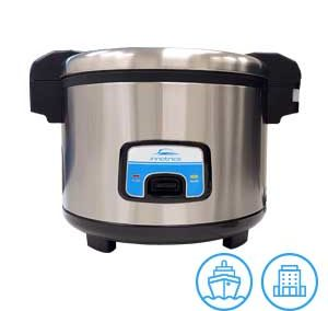 Innotrics Rice Cooker/Warmer 4.6L 220V