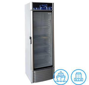 Innotrics Showcase Chiller 352L 220V