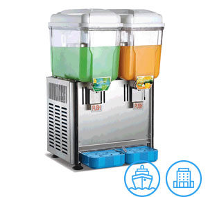 Innotrics Juice Dispenser Two Jars 110V/220V