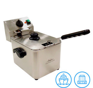 Innotrics Deep Fryer 4L 110V/220V
