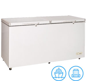 Innotrics Chest Freezer 428L 220V