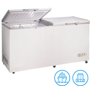 Innotrics Chest Freezer 528L 220V
