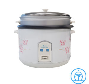Innotrics Rice Cooker/Steamer 4.2L 110V