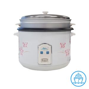 Innotrics Rice Cooker/Steamer 4.2L 110V