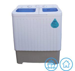Innotrics Semi Auto Washer 6.8Kg 220V