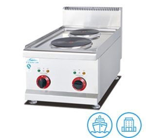 Innotrics Electric Counter Top Cooker 2 Plates 220V